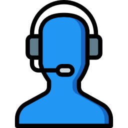 Telemarketer Graphic from Flaticon & Smashicons